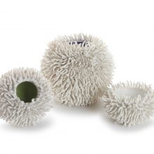 Urchin Puffball & Bowl