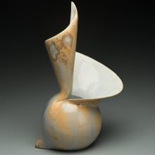 Spiral Sea Vase